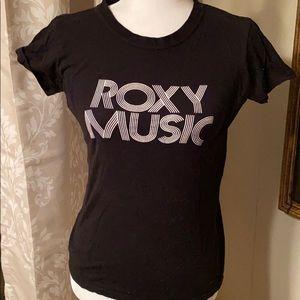 Roxy Music Tour TShirt